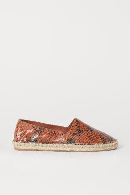 336cc66a4846 Распродажа женской обуви | Невероятно выгодные цены онлайн | H&M RU