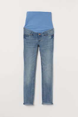 MAMA Skinny Ankle Jeans 6ff3e759df4
