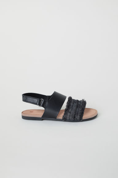 Sandali - Nero -  | H&M IT