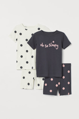 2-pack Cotton Pajamas