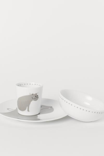 H&M - Animal motif mug - 6