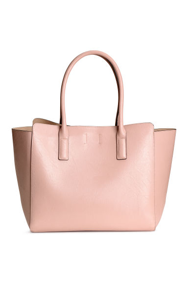 Shopper - Powder pink - Ladies | H&M