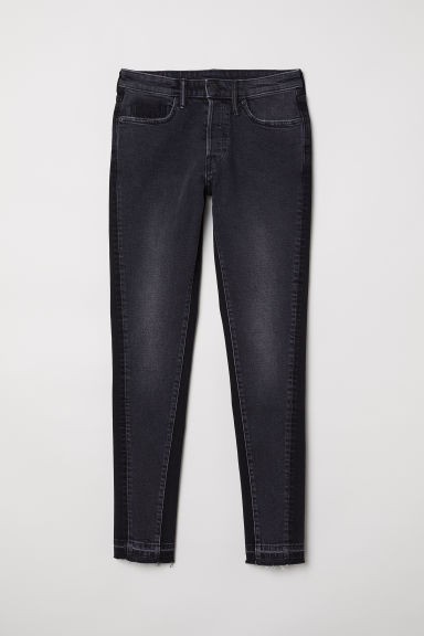Skinny Jeans - Donkergrijs -  | H&M BE