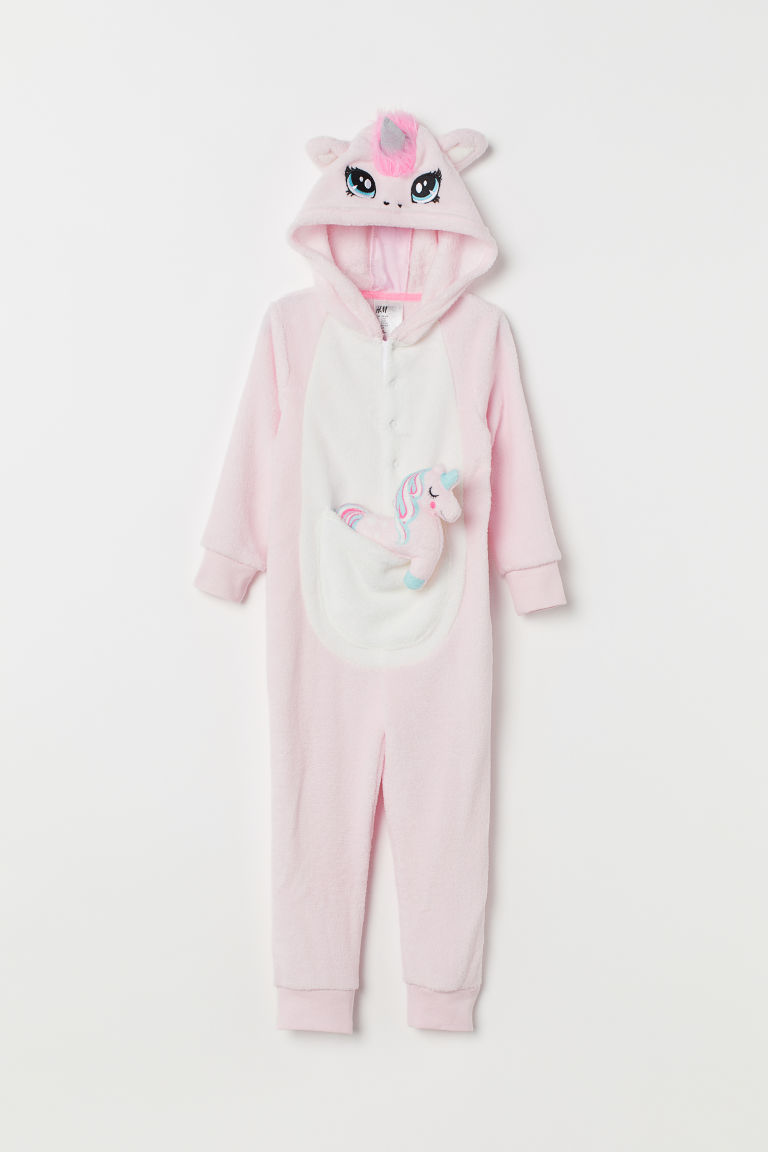 Fancy dress costume - Light pink/Unicorn - Kids | H&M GB