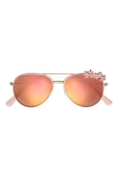 Sunglasses - Rose gold-coloured/Pink - Kids | H&M