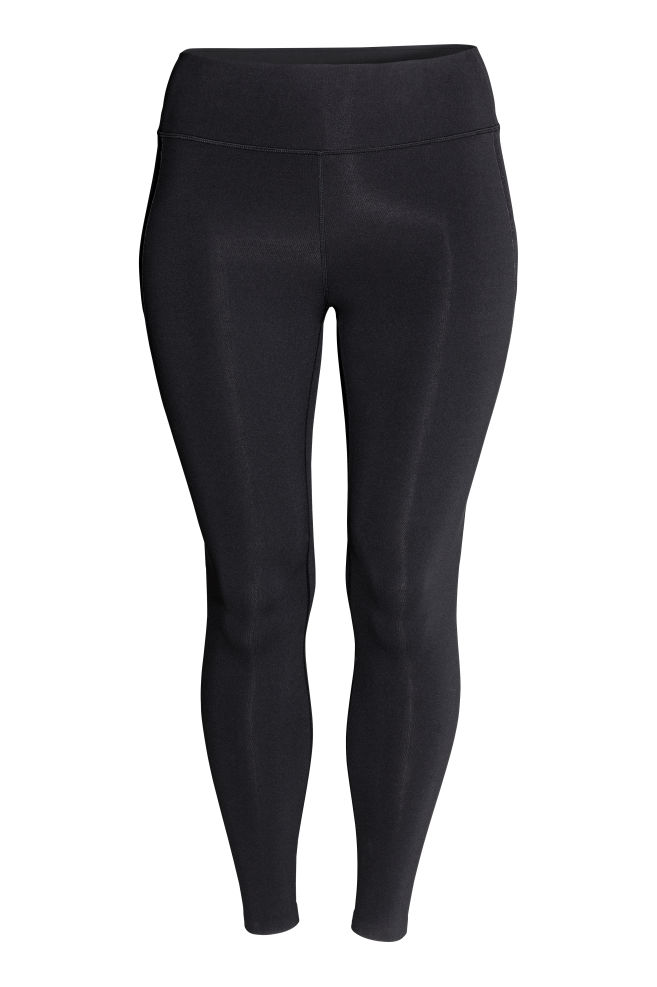 Shaping Sportlegging.H M Shaping Sportlegging Zwart Dames H M Nl