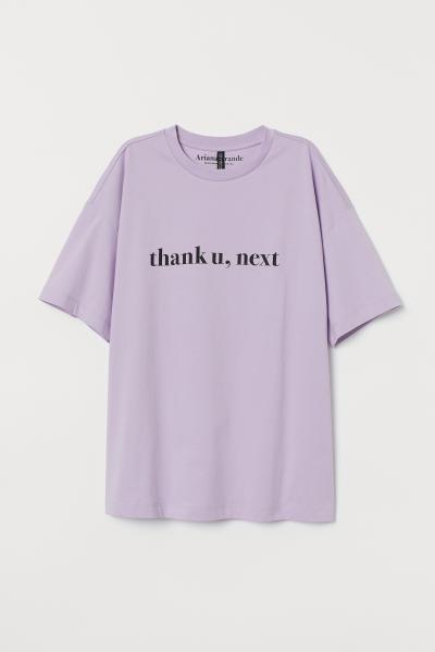 T shirt med tryck dam