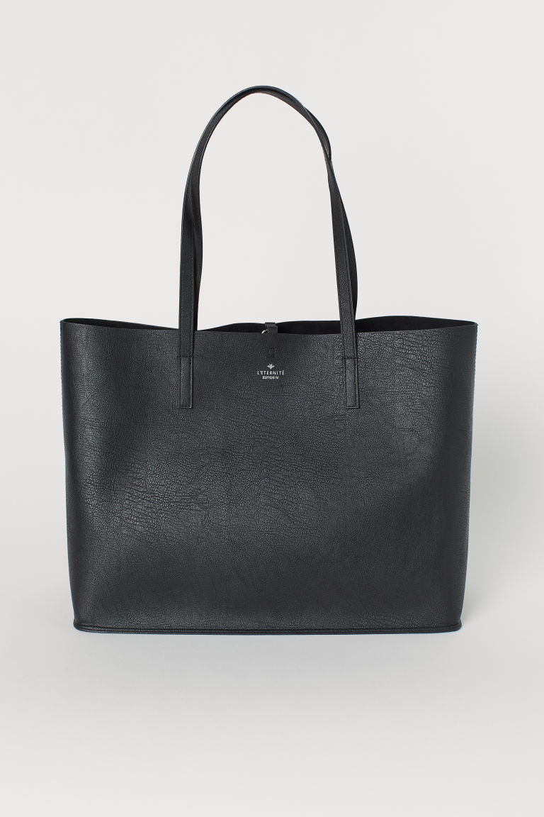 Shopper - Black -  | H&M