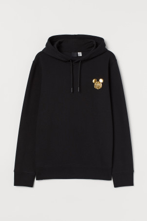 Hoodie with Graphic Design