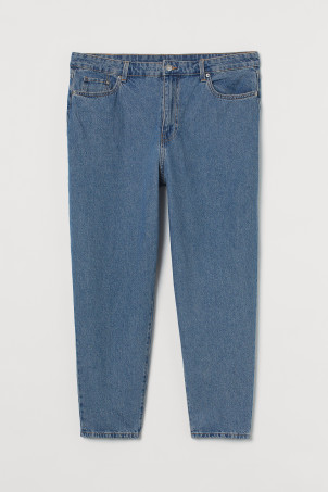 H&M+ Mom High Ankle Jeans