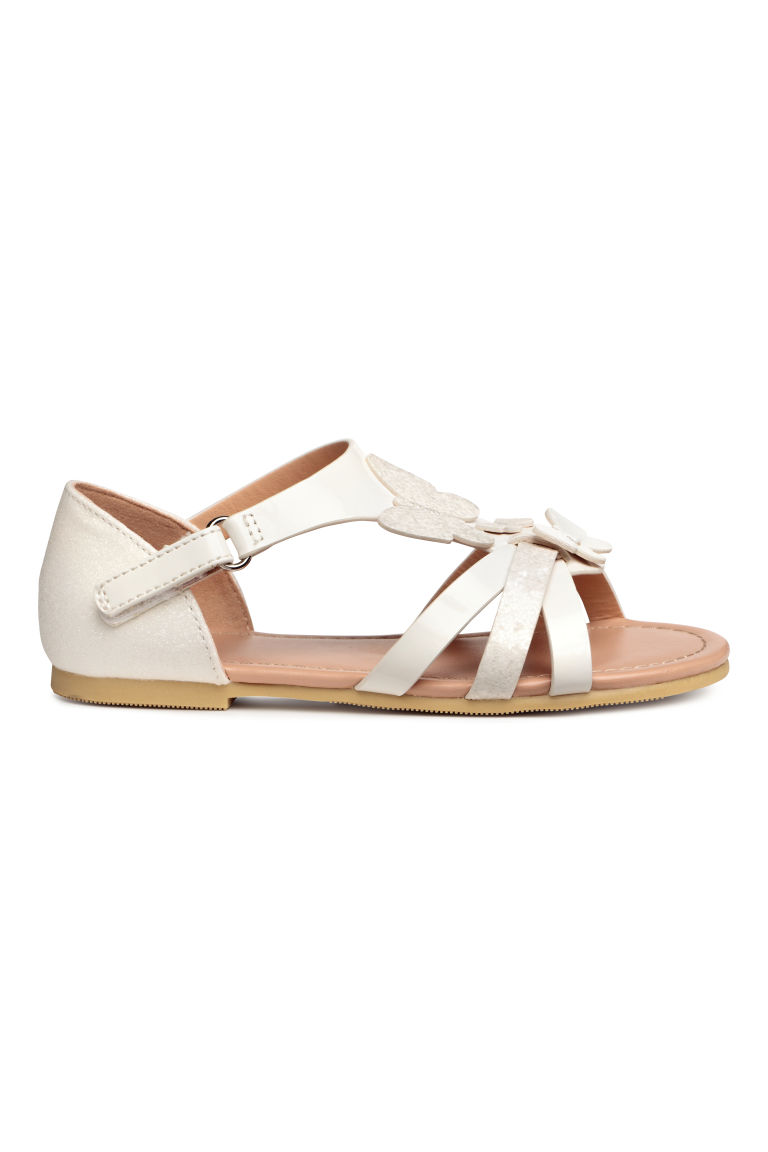 Sandals - White - Kids | H&M