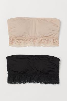 f4bffeeef7 Women's Lingerie - Shop the latest trends online | H&M IN