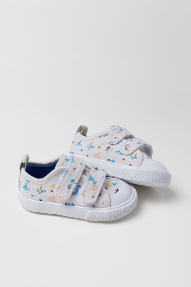 Trainers - White/Patterned -  | H&M CN