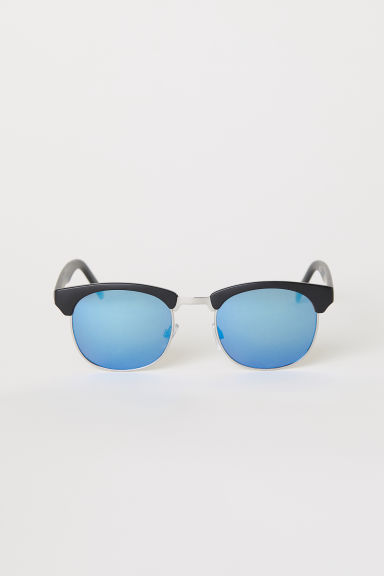 Sunglasses - Black/Blue - Men | H&M