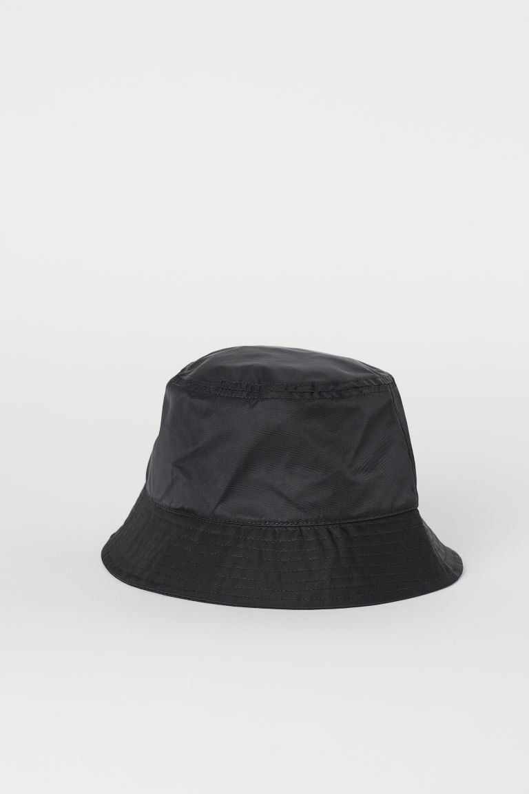 Sun Hat - Black/nylon -  | H&M CA