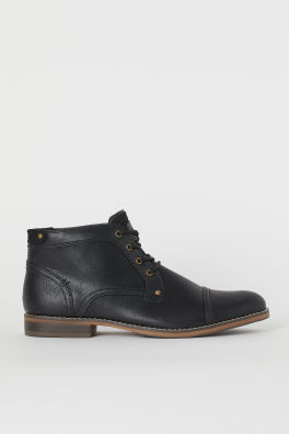 Shoes For Men | Boots, Casual and Dress Shoes | H&M US