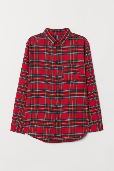 H&M - Flannel shirt - 5
