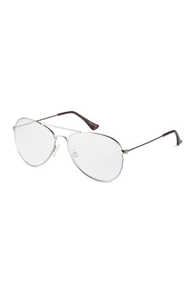 Glasses - Silver -  | H&M GB