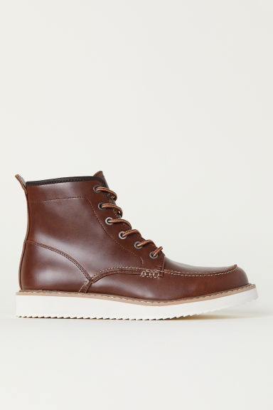 Boots - Donkerbruin -  | H&M NL
