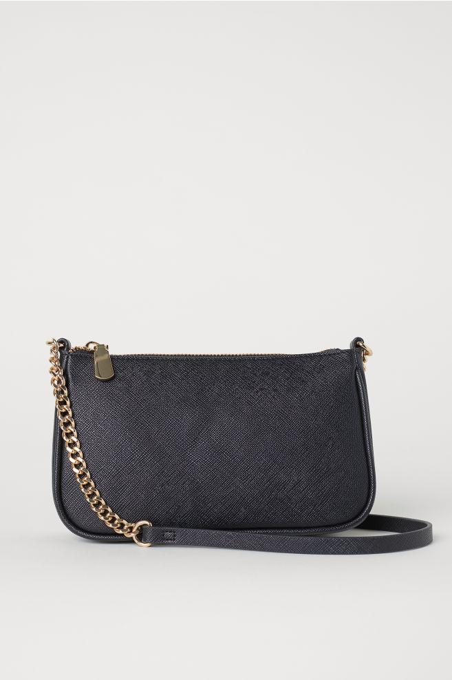 3b78aea9aee Small Shoulder Bag - Black - Ladies | H&M ...