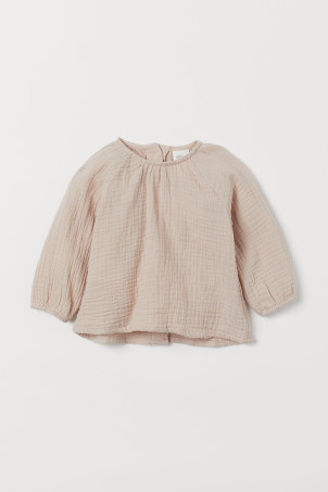 Dubbelgeweven blouse