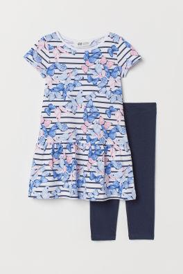 1fd50765abc Kjoler og nederdele til piger – Et stort udvalg   H&M DK