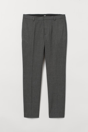 Wool-blend trousers Slim Fit