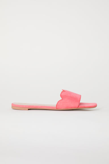 Sandals - Coral pink - Ladies | H&M CN