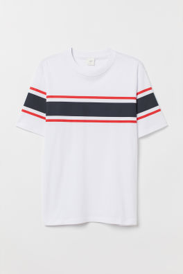 05f2be60 SALE - Men's T-Shirts & Vests - Shop At Better Prices Online   H&M GB