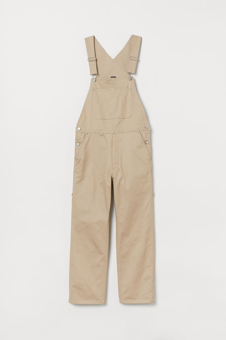 complete in specifications quality best collection Twill Bib Overalls