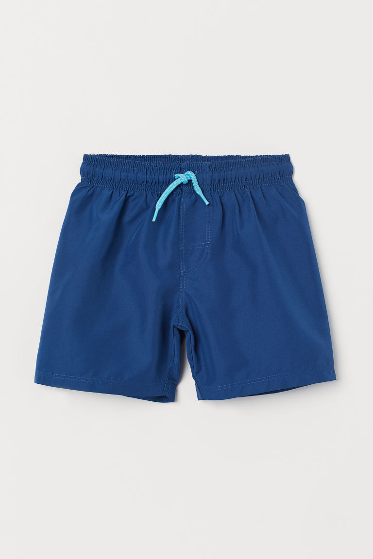 Swim shorts - Dark blue - Kids | H&M