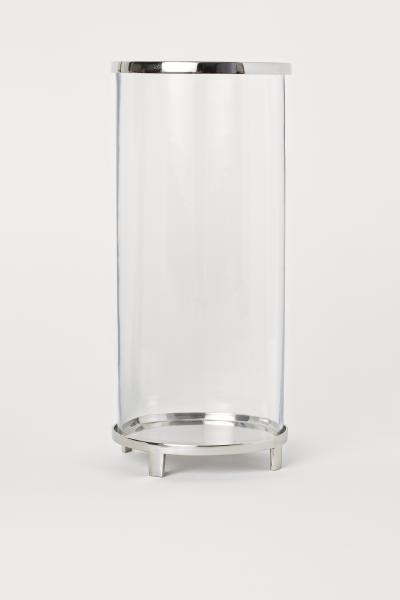 H&M - Grande lanterne pour bougie - 1