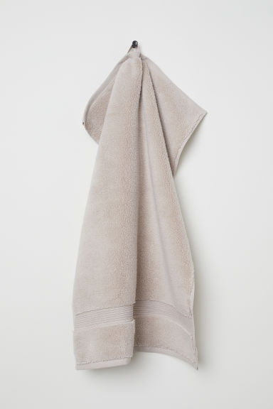 Serviette en coton - Beige - Home All | H&M FR