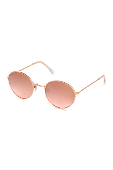 Sunglasses - Rose gold-colored - Ladies | H&M CA