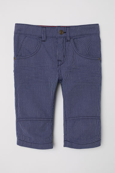 Clamdiggers - Blue/Striped - Kids | H&M