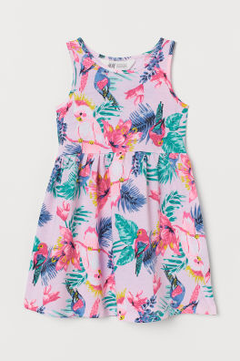 0399fae2c Dresses & Skirts For Girls | H&M GB
