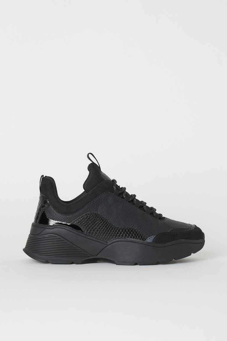 Trainers - Black - Ladies | H&M IN