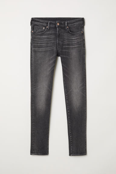 Skinny Jeans - 深灰色 - Men | H&M CN
