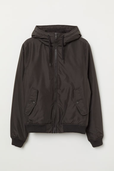 Padded Jacket - Black -  | H&M US
