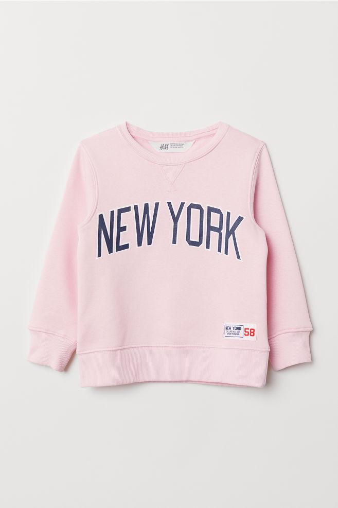 5c882aba2a62 Tepláková bunda - Dusky pink New York - DETI