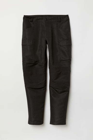 Trekking trousers - Black - Men | H&M CN