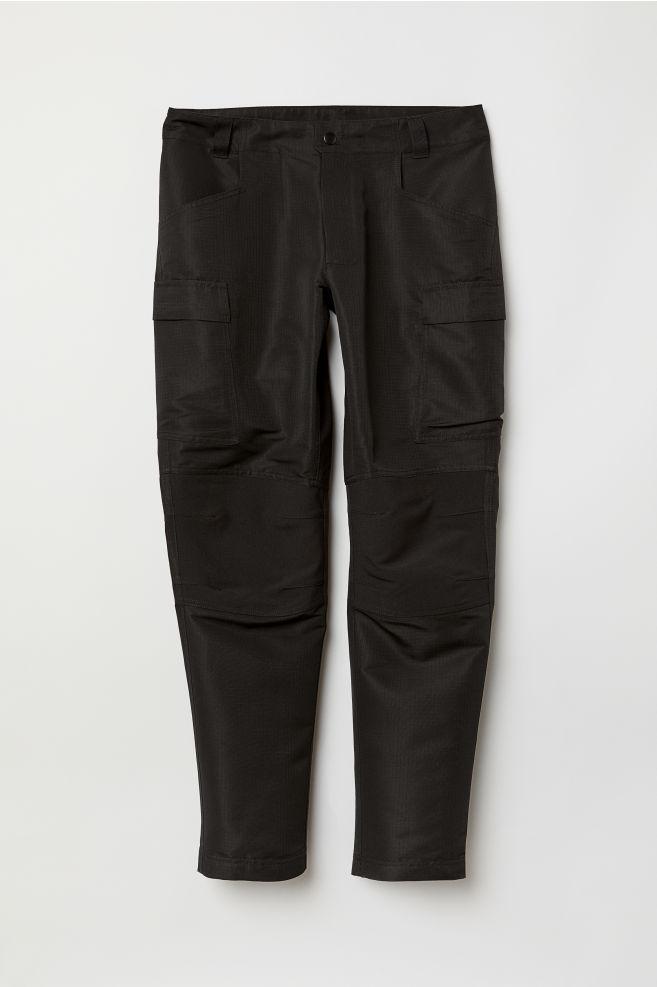 Pantaloni da trekking - Nero - UOMO  81613fb58760