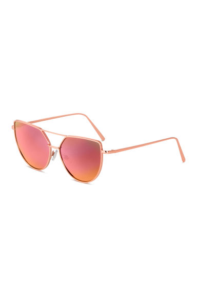 Sunglasses - Rose gold - Ladies | H&M IE