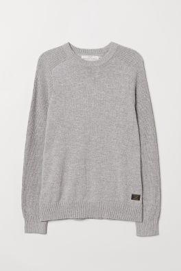 865efa28077 SALE | Men's Cardigans & Sweaters | Men's Clothing | H&M US