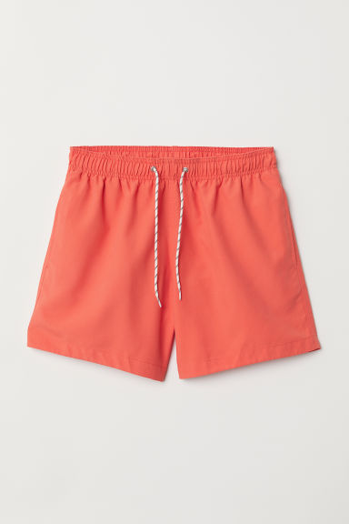 Swim shorts - Orange - Men | H&M