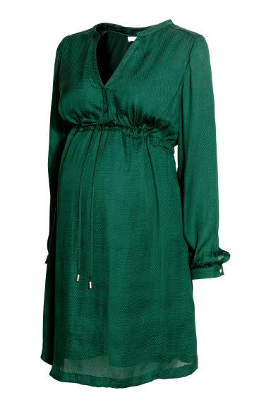 MAMA Tunic - Green - Ladies | H&M CN