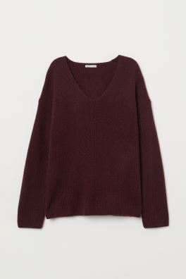 20127dc7d2db98 Sweter na każdą okazję - do pracy i na wyjście | H&M PL