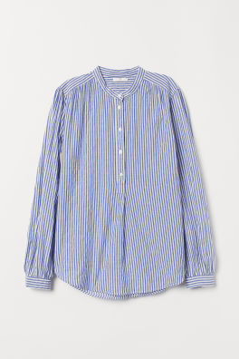 2c73763c1dba Shirts & Blouses For Women | H&M