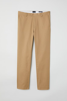 Chinos in cotone Slim fit