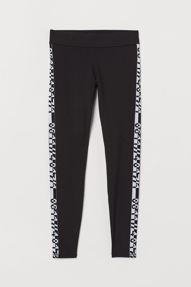 Leggings deportivos - Negro - Ladies | H&M MX